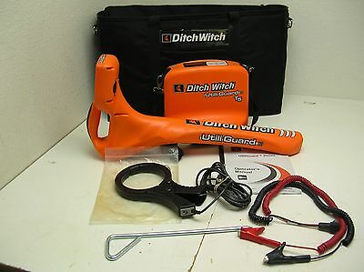 Utiliguard 5 watt Ditch Witch Subsite 950 cable pipe wire utility locator vivax