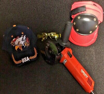 Hilti Ag 450-7 Angle Grinder, Preowned, Free Extra Items, Fast Ship