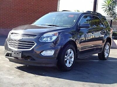 2016 Chevrolet Equinox LT AWD 2016 Chevrolet Equinox LT AWD Wrecked Salvage Priced To Sell Wont Last!! L@@K!