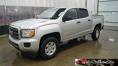 2016 GMC Canyon Base Extended Cab Pickup 4-Door 2016 GMC Canyon 3.6L V6 Extended Cab 4 door, Salvage Title, Rebuildable #311179