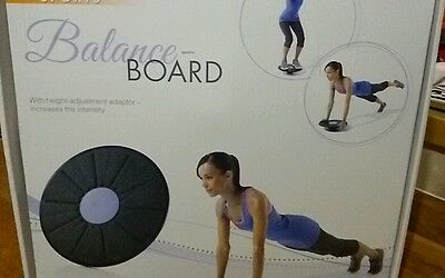 Crivit Sports Balance Board Fitness Exercise Board Boxed