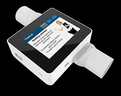 Portable spirometer ( Otthon ) for Lung function tetsing