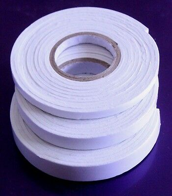 Choose - 18mm 12mm 9mm 5mm Double sided foam mounting tape craft home adheasive