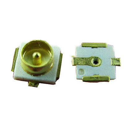 10 Pieces IPX.ufl Male Connector smd SMT PCB Mount Solder Element Antenna Base