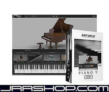 Arturia Piano V 2 eDelivery JRR Shop