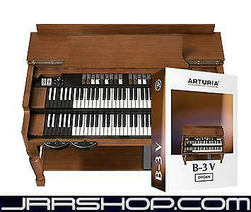 Arturia B-3 V eDelivery JRR Shop