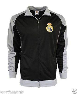REAL MADRID Jacket Track SEASON 2016 Official Merchandise ADULT,  SHIPS SAME DAY