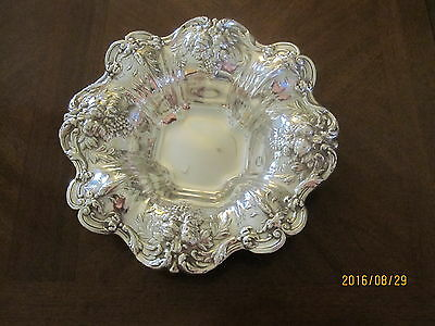 Medium Reed&Barton Sterling Silver Vegetable Bowl in Francis I (11 1/2 in.)