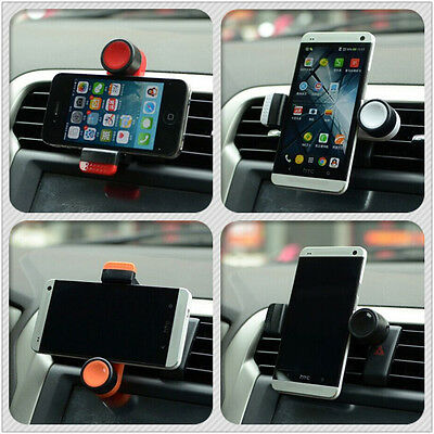 Commonly 360 Rotating Car air vent Holder Mounts for Mobile Phone or GPS Hot