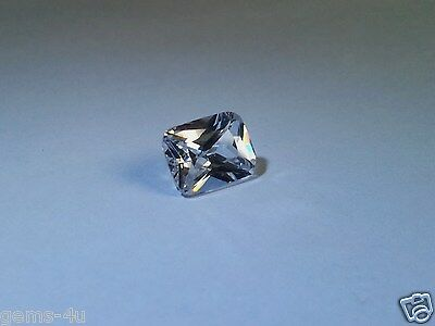LAB CREATED RUSSIAN OCTAGON  3x5MM DIAMOND FAST & FREE DELIVERY
