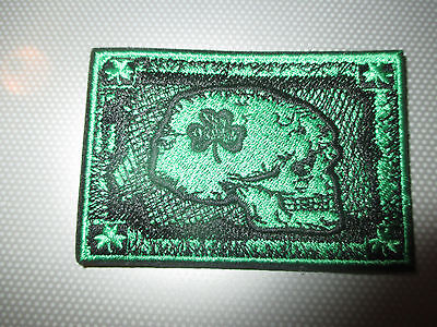 Death Head w/ Clover Leaf Patch * Lucky Irish * Morale Patch * DEVGRU NSW SEAL