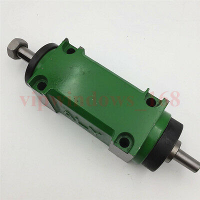 Mechanical Spindle 1HP 750W B16 Chuck Power Head Unit 3000rpm CNC Drill Boring