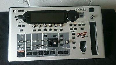 Roland VG-99, FC-300, Stand, Soft Case & RMC Subsonic Filter Board