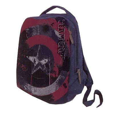 Marvel Comics Civil War Legend Captain America Backpack