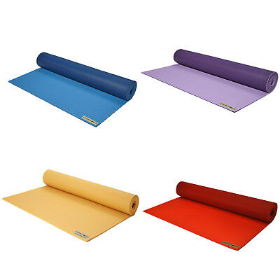 "Jade Yoga Harmony 71"" Inch Eco Friendly Yoga Pilates Exercise Fitness Mat 5mm"
