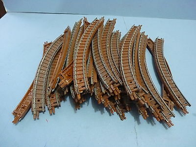 Triang Tt. Used Track Clearout. T50 Small Radius Curves . 36 Total.