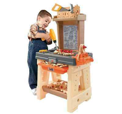 Step2 Real Projects Workshop Play Set For Kids 762700
