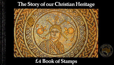 1984 Prestige Stamp Booklet: Dx5 - The Story Of Our Christian Heritage - Ausipex