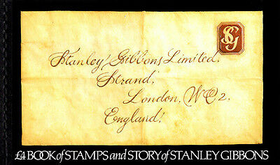 1982 Prestige Stamp Booklet: Dx3 - The Story Of Stanley Gibbons