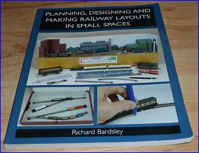 Planning, Designing and Making Model Railway Layouts In Small Spaces - Crowood