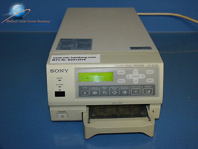Sony UP-21MD Color Video Printer / Color A6 Printer (Endoscopy / Ultrasound