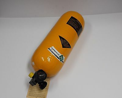 MSA 2216 PSI BREATHING AIR MINE SAFETY SCBA TANK FIRE RESCUE Comp. II 5-447-1