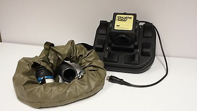 3m Breathe Easy Powered Air Purifying Respirator Turbo Unit with Hose