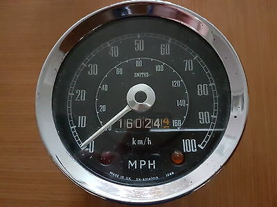 Smiths Speedo Speedometer Ford, MG, Rover, Land Rover, Kit Car