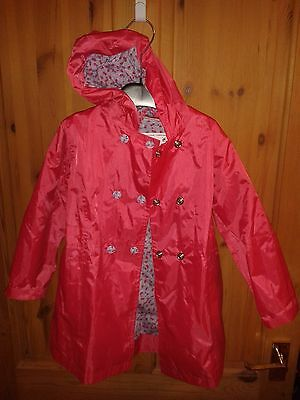 girls coat pumpkin patch age 4 height 106cm 42 inches 99p no reserve