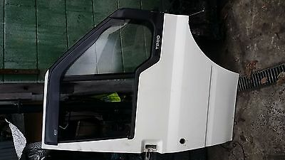 Ford Transit Front Door Drivers Side  2001 To 2006 Mk 6