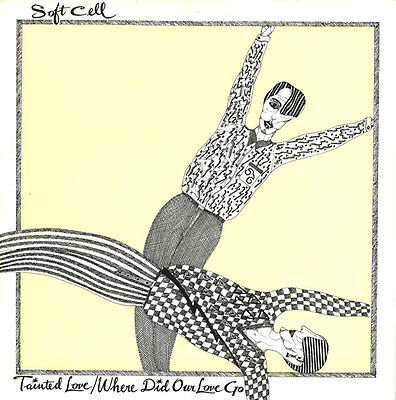Soft Cell ‎– Tainted Love / Memorabilia misprinted sleeve 12 inch single