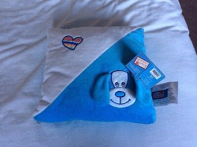 Brand new Boys cushion - with tags