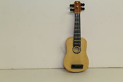 Dolls House Miniature Spanish Guitar