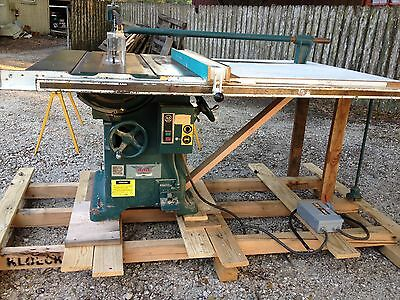 Oliver Table Saw 270D