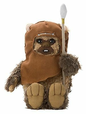 Star Wars plush Wickets seated size S doll stuffed New Japan F/S w/Tracking#