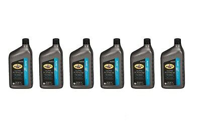 0W40 Pennzoil Full Synthetic Ultra Motor Oil Case Of 6 Srt Engine 68171066Pa