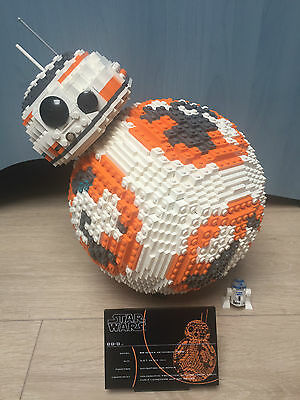 MOC Ultimate Collector Series Lego Star Wars - BB8 - BB-8 droid - like 10225 UCS