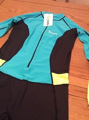 Ladies Wetsuit for Snorkelling or Swimming. Full Length.