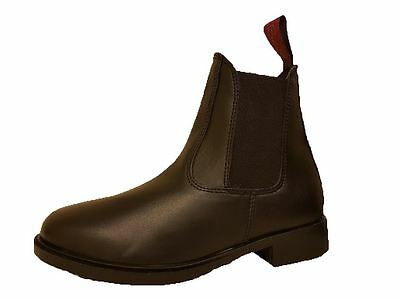 Equestrian Horse Riding Childrens Kids Girls Boys Paddock Classic Jodhpur Boots