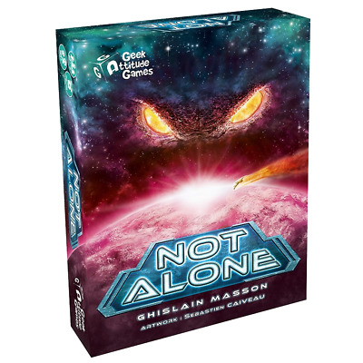Not Alone - Card Game