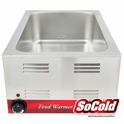 Counter Top Food Warmer Portable Steam Table NEW FREE SHIPPING In Canada & USA