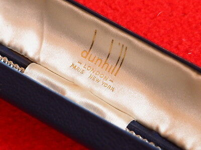 ***RARE***VINTAGE ALFRED DUNHILL PEN BOX 1930s-40s: VERY GOOD OVERALL CONDITION