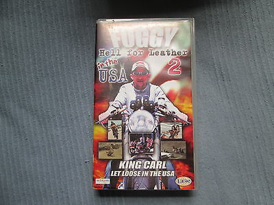 Foggy Hell For Leather 2 In The Usa Vhs Video