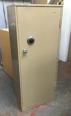 Chubb Single Door High Security Cupboard [Safe Combination Lock] Equipment Safes