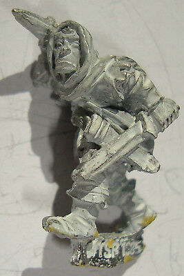 Tsr Unknown 1985 White Metal Miniature Dungeons & Dragons Fantasy Citadel Rare