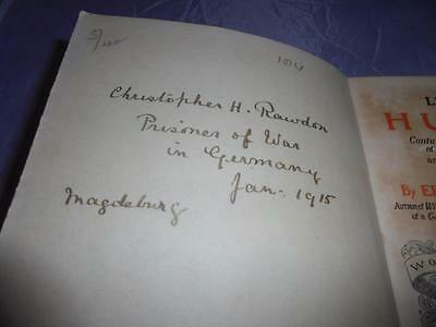 "WWI GERMAN POWs BOOK ""LIVES OF THE HUNTED"" MAGDEBURG & CLAUSTHAL, K.O.YORKS L.I."