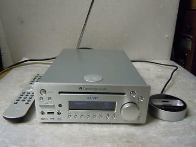 Cambridge Audio ONE DX1 Mini STEREO With Remote and Docking Station-Superb Qual
