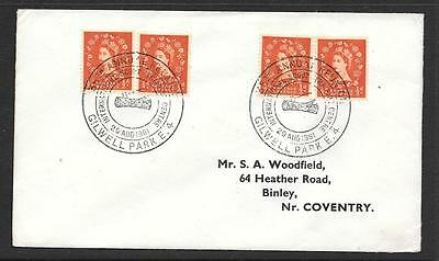 1961 UK Great Britain Boy Scouts Gilwell Park 35th annual reunion cancel