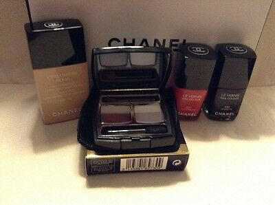 Chanel Lot Maquillage