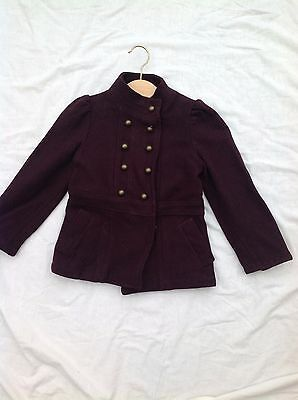 Marc Jacobs Child Girls Jacket Size 6 Years